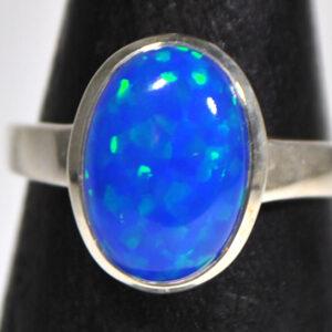 Opal Sterling Silver